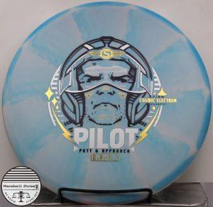Cosmic Electron Pilot, Firm