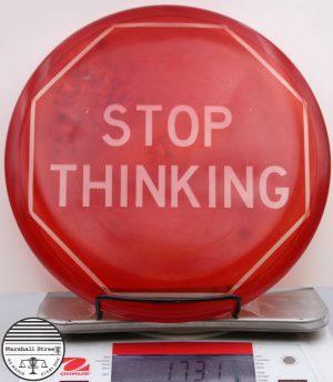 Champ Aviar PA, Stop Thinking