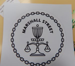 New MSt Scale in Chain Sticker