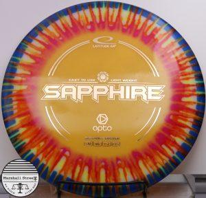 Tie-Dye Opto Sapphire