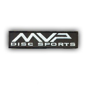 MVP Bar Logo Patch