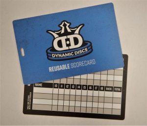 Dynamic D. Reusable Scorecard