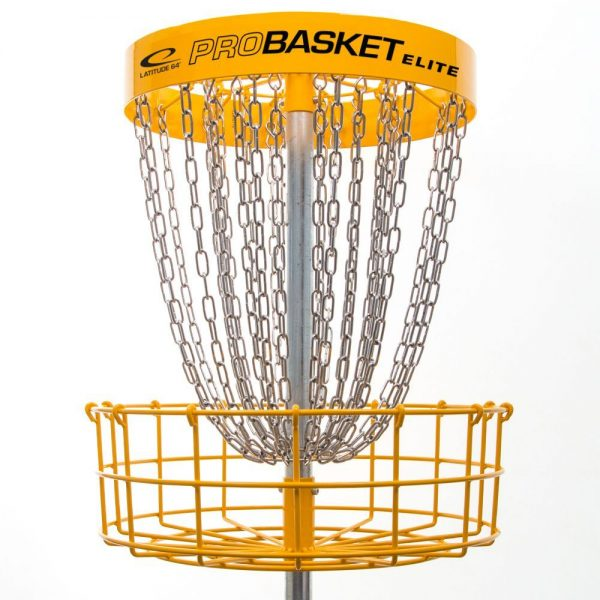 Latitude 64 Elite Basket