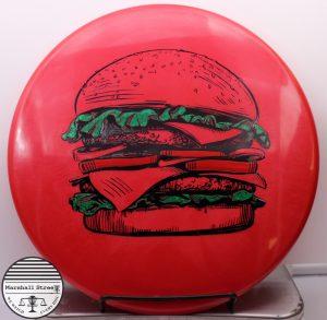 G-Blend Cohort, Burger