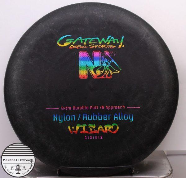 Nylon/Rubber Alloy Wizard