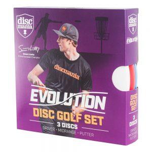 Evolution GEO 3-Disc Box Set
