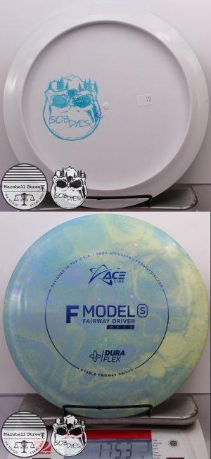 DuraFlex F Mdl S 508 GYB Pour