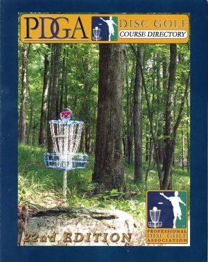 PDGA DG Course Directory