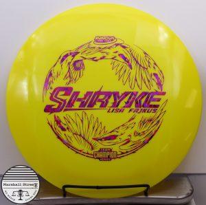 Star Shryke, Lisa F. 2021