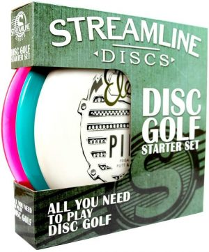 Streamline 3-Disc Starter Set