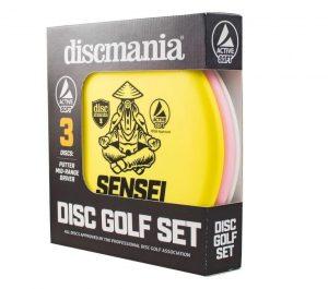 Discmania Active Soft 3disc Set