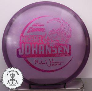 Metallic Z Comet, Johansen '21