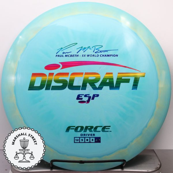 ESP Force, Paul McBeth 5X