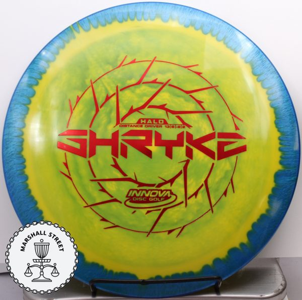 Halo Star Shryke, Blue