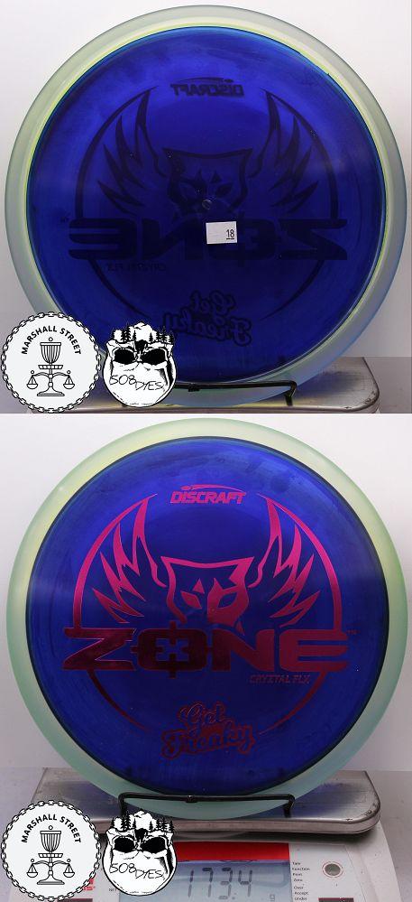 Cryztal FLX Zone 508 UV 18