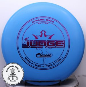 Classic Blend EMac Judge