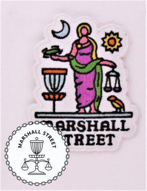 Marshall Street Lady Patch