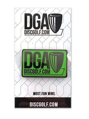 DGA Logo Pin