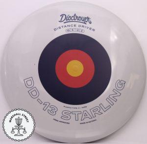 DD-13 Starling, A-Hard