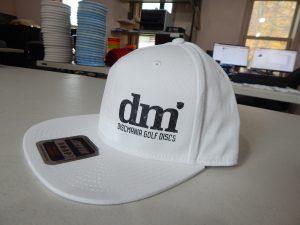 DM Cotton Twill Snapback Hat