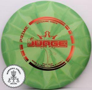Prime Burst EMac Judge