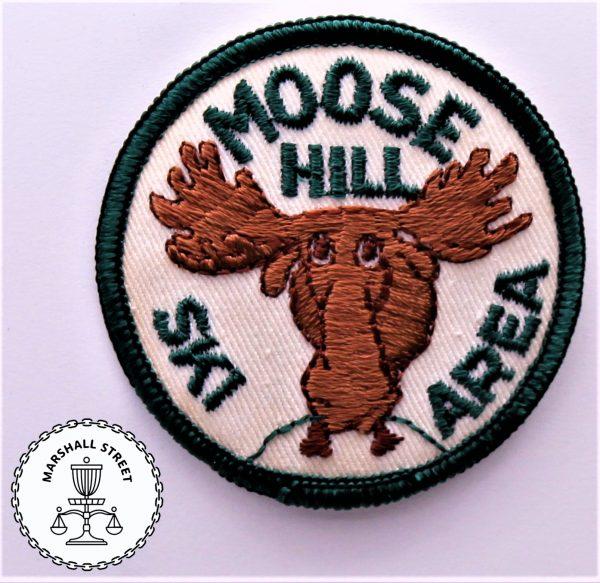 Moose Hill Ski Area Patch