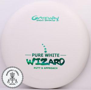Pure White Wizard