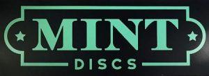 X-Out Mint Discs Sticker
