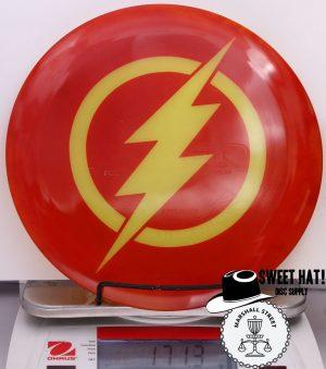 Lucid Raider, The Flash