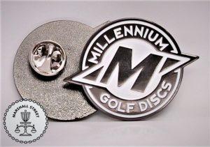 Millennium Enamel Pin