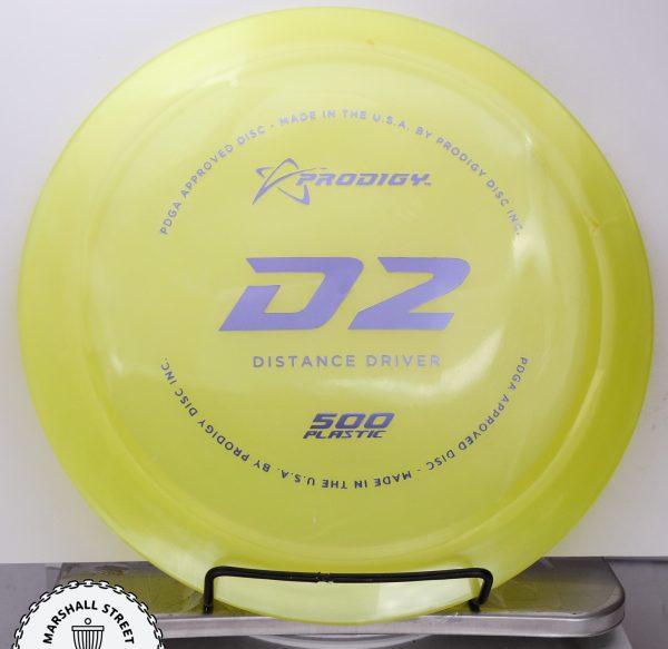 Prodigy D2, 500
