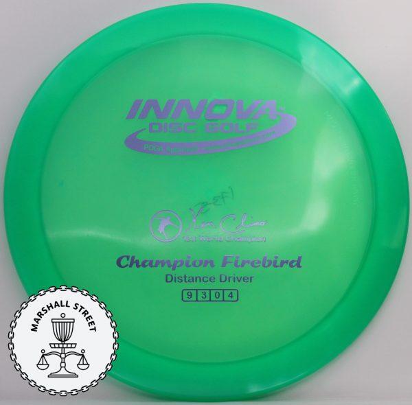 Champion Firebird, Climo 12x