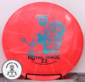 Vapor Instinct, Royal Rage II