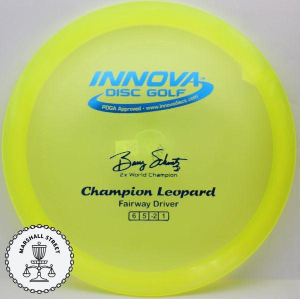 Champion Leopard, Schultz 2x