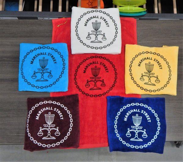 MSt Chains Logo Towel