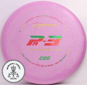 Prodigy PA3, 300