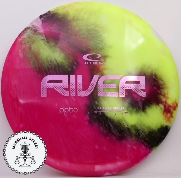 Tie-Dye Opto River