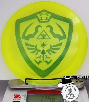 Champ Vulcan, Hylian Shield