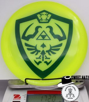 Lucid Raider, Hylian Shield