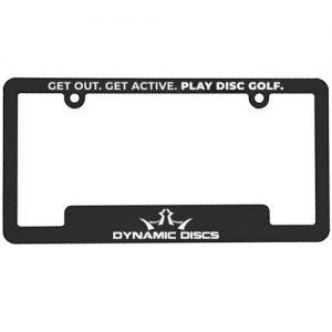 DD License Plate Frame