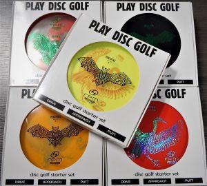 RPM 3-Disc Set Premium Plastic