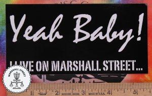 Yeah Baby! Sticker