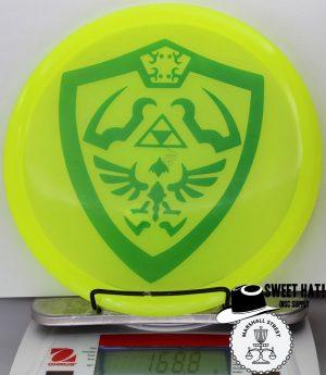 Champ Roc3 Hylian Shield