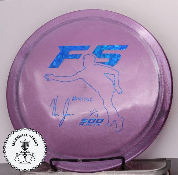 Prodigy F5, 500 Kevin Jones