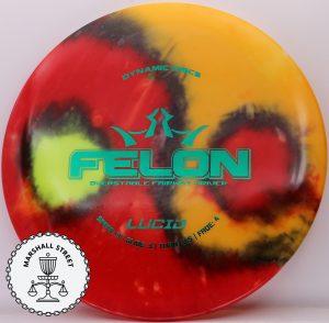 Tie-Dye Lucid Felon