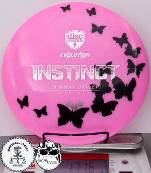 EvNeo Instinct 508 BFlies 22