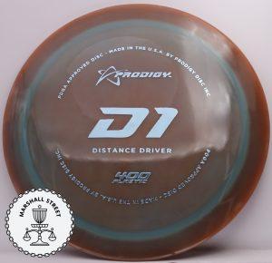 Prodigy D1, 400