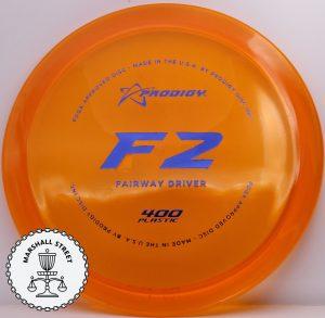 Prodigy F2, 400