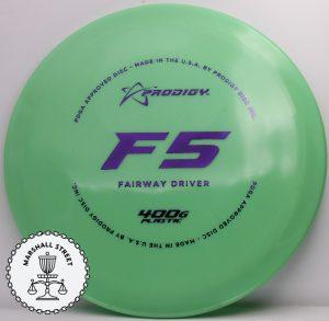 Prodigy F5, 400G