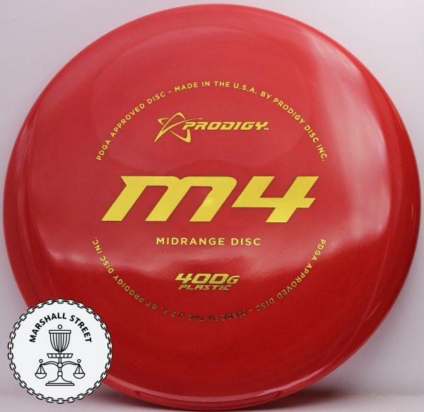 Prodigy M4, 400G